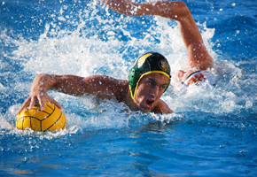 Santa Barbara CIF water polo vs. Huntington Beach