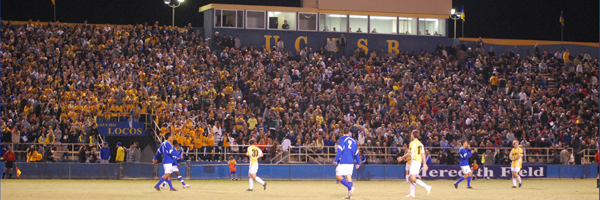 soccer tabber UCSB soccer again attracts most fans in NCAA