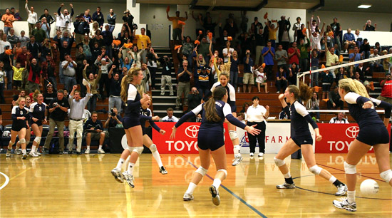 MatchPoint Hour of power earns Chargers CIF championship