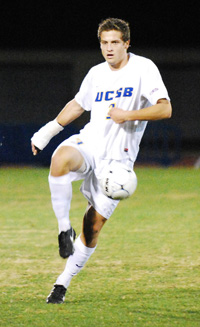 Walker12 Gaucho season ended by Bruins, 2 1