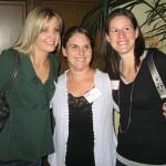 Left to right: Kara Weirum, Cara Gamberdella and Erica Downing.