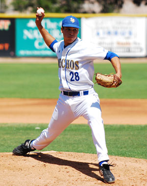Jesse Meaux has decided to return to UCSB for his senior season