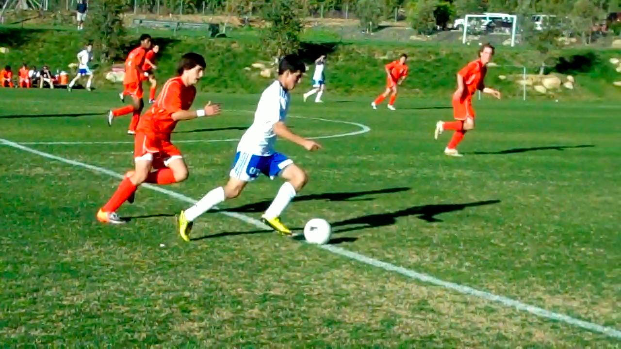 Cate soccer