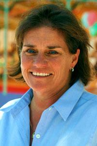 Tennis Patrons President Elizabeth Winterhalter