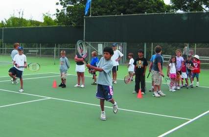 Tennis kids 427x280 Santa Barbara Parks & Recreation Information