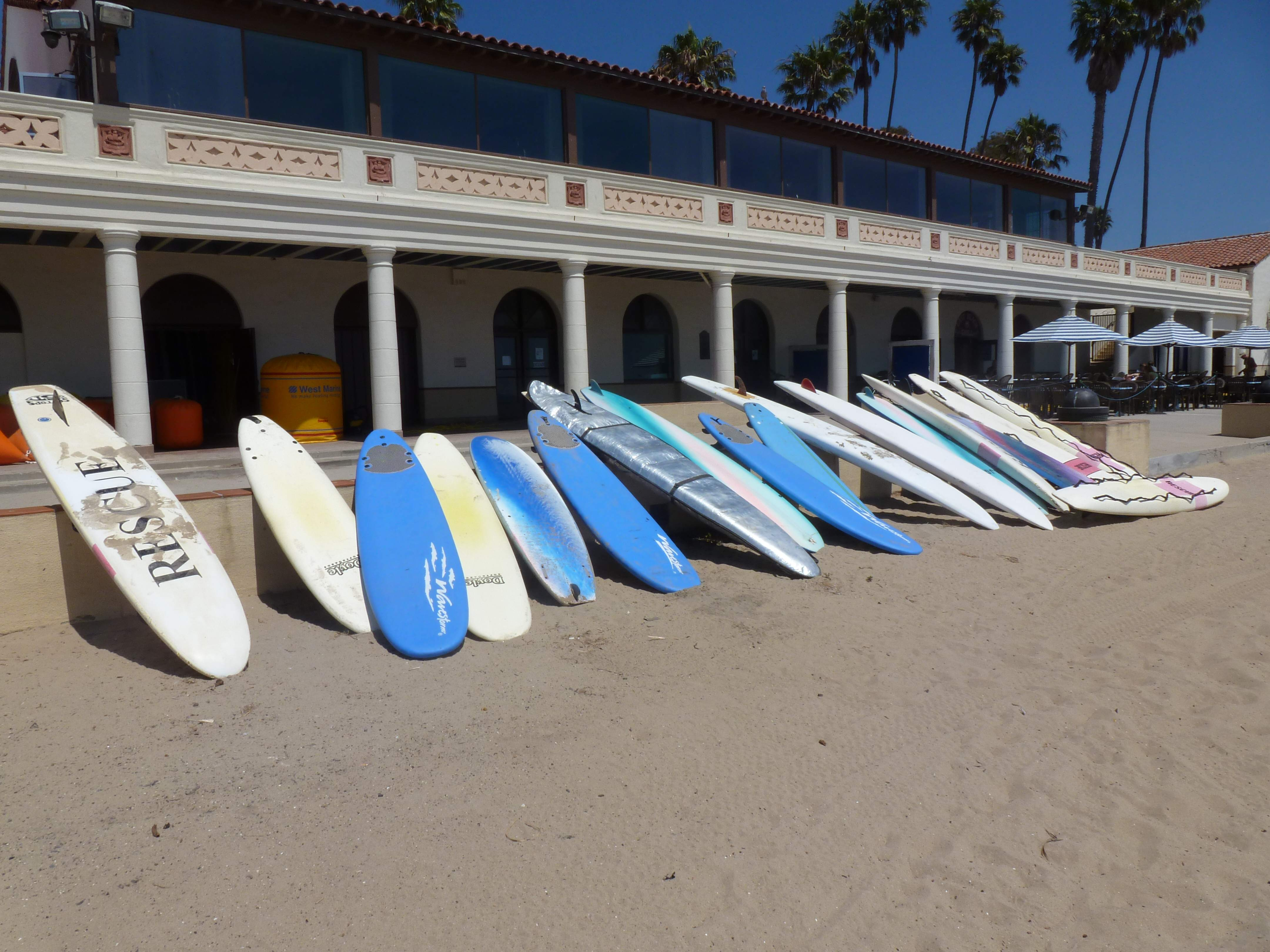 Bathhouse boards