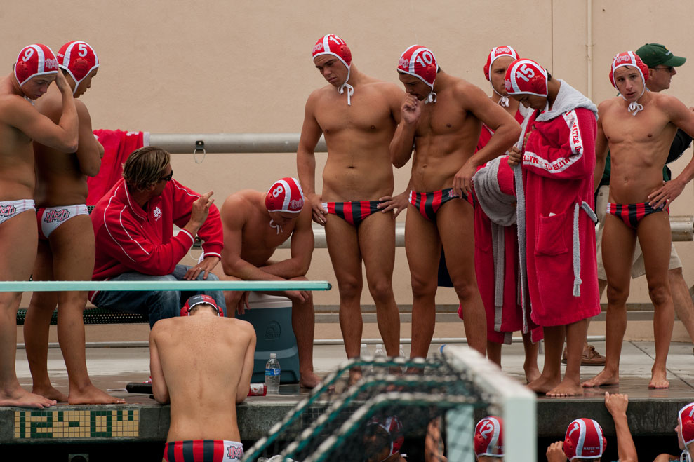 High School Boys Water Polo The Mater Dei Boys Water Polo