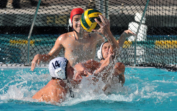 DP D PHOTO GALLERY: Dons Chargers Channel League water polo