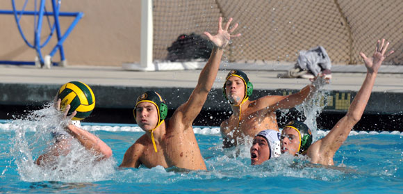 DonsD PHOTO GALLERY: Dons Chargers Channel League water polo