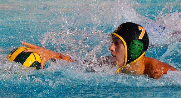 Matthews PHOTO GALLERY: Dons Chargers Channel League water polo
