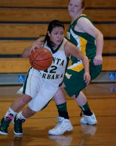 SB GirlsBB Lemus 239x300 Gil, Dons hold off St. Joseph to snap skid