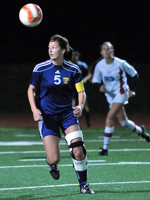 DP5 PHOTO GALLERY: Dos Pueblos at San Marcos girls soccer