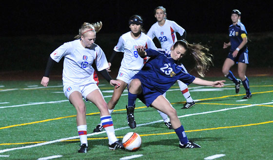 Koopmans DP23 PHOTO GALLERY: Dos Pueblos at San Marcos girls soccer