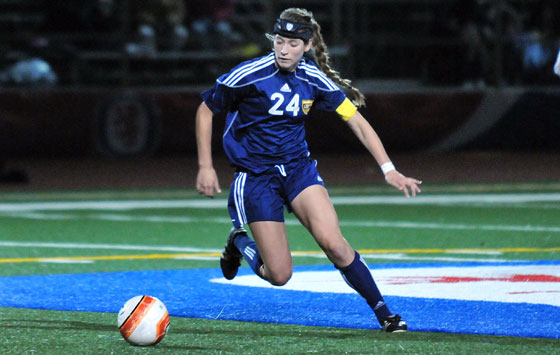 Rachel Smith PHOTO GALLERY: Dos Pueblos at San Marcos girls soccer