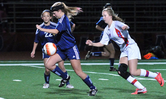 Shelby Hoffman PHOTO GALLERY: Dos Pueblos at San Marcos girls soccer