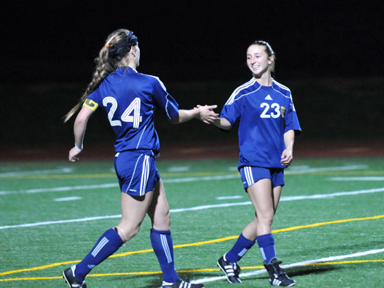 Smith BrandieHarris PHOTO GALLERY: Dos Pueblos at San Marcos girls soccer