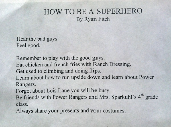 Finch Poem SPORTS FIGURE OF THE MONTH: Ryan Fitch