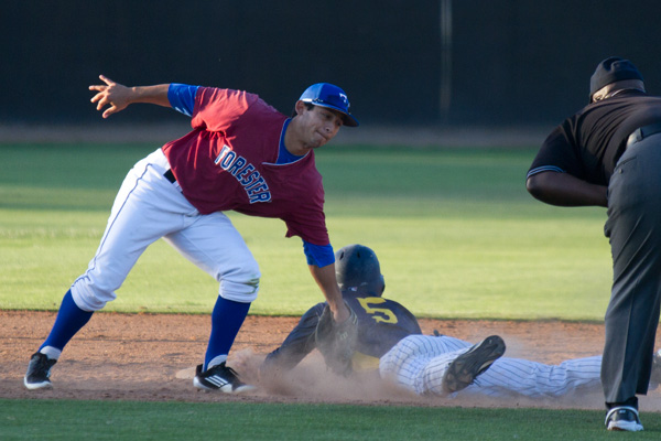 Steve Reveles Blues snap Foresters seven game streak