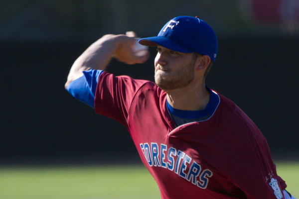 Thomas Lemke Blues snap Foresters seven game streak