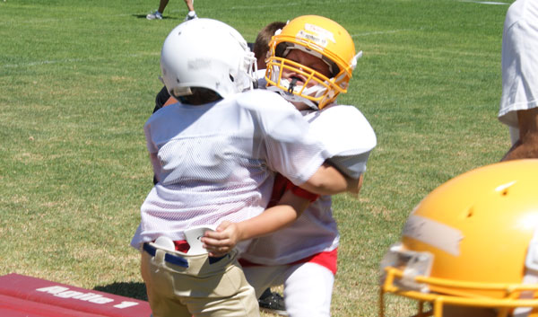 BishopCamp6 PHOTO GALLERY: Cardinal Football Camp