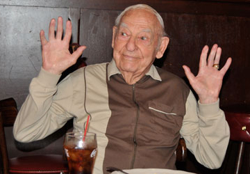 Harwin Jerome Jerry Harwin passes at 100 years old