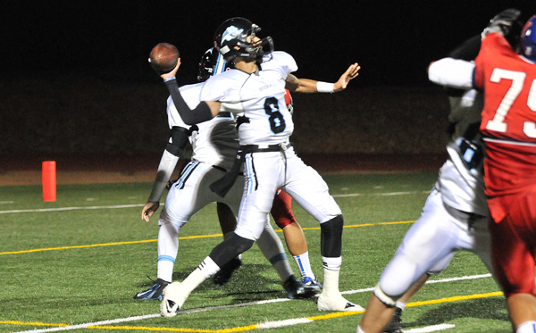 92Yard TD Buena holds off Royals in second half