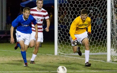 UCSB vs. Stanford men's soccer