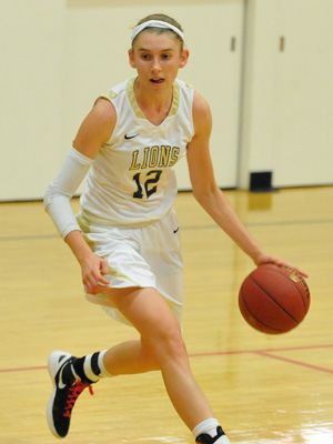 Sydney Hedges Hedges leads Providence Hall to Bird Cage Classic crown