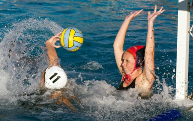 Santa Barbara High Dons vs. Dos Pueblos High Chargers Girls Water Polo