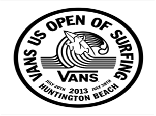 Vans U.S. Open of Surfing logo