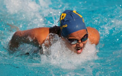 Maelyn Adornetto - Dos Pueblos Swimming