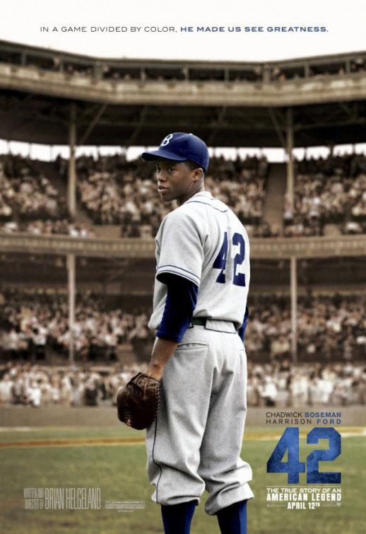 42: The Jackie Robinson Movie — Presidio Sports