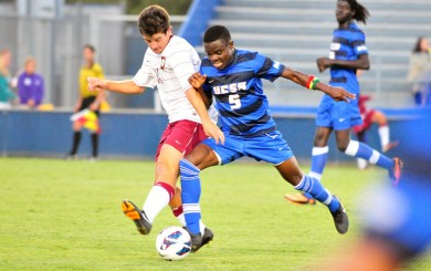 UCSB and Westmont face off at Harder Stadium on Saturday night.