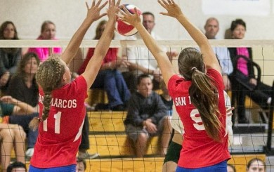 San Marcos defeated Santa Barbara for the second time this season on Tuesday night. (File Photo)