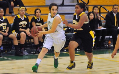 Wendy Hernandez - Santa Barbara High Girls Basketball