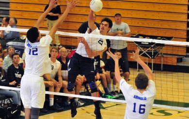 Buchanan and La Costa Canyon met in the championship match of the 2014 Karch Kiraly Tournament of Champions.