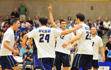 UCSB-Volleyball