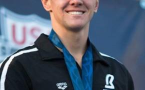 Alex Valente at Junior Nationals - SwimSwam.com Photo