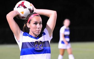 Savannah Francis - UCSB Soccer